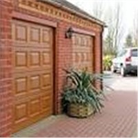 Superlift pu sectional garage door