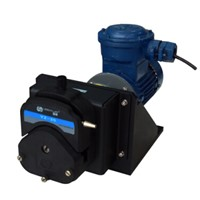 explosion-proof peristaltic pump OEM (explosion-proof motor + YZ35 pump head
