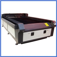 high power large format 2500*1200mm 150W Co2 laser cutting machine for wood/acrylic/leather/NDF