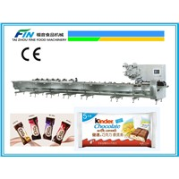 high speed automatic chocolate packing machine