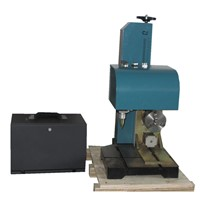 pneumatic metal seial number/production date/logo dot peen marking machine