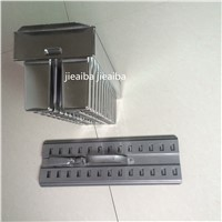 Ice lolly moulds paleta ice cream moulds stainless steel