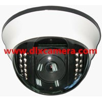 DLX-DLA 4inch Indoor 22LEDs  IR Night-vision Dome Camera