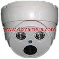 DLX-ID2B  IP IR Night-vision Dome Camera