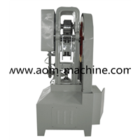 Mothball Single Punch Tablet Press Machine