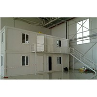 Prefabricated Steel Structure Flat Pack Building
