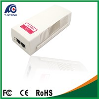 Fast Power Over Ethernet POE Injector 10/100Mbps IEEE802.3af