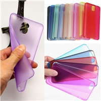 The new transparent water shell OEM samsung ultra-thin PP phone case for samsung phone