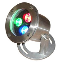Underwater Dock Lights/Marine LED light/LED Pool Light 9W