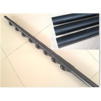 carbon fiber window cleaning pole telescopic pole CRFP