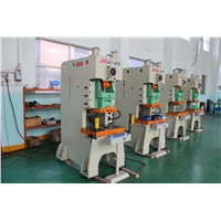 pneumatic metal plate punching machine