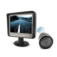 3.5'' TFT LCD Monitor Display Rear View System with Reverse Camera