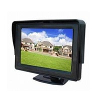4.3 inches Car LCD Distance Display Monitor