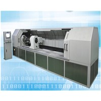 Laser Machine for rotogravure cylinder