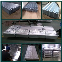 Galvanized Iron Sheet /Sheet Metal Roofing/Gi Corrugated Sheet, Currogated Sheet