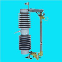 Hight voltage porcelain fuse cut out drop out type 33KV