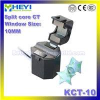 mini split core current transformer for ammeter KCT-10