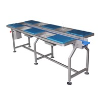 Selecting conveyor/four station selecting conveyor/six station selecting conveyor