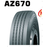 WEST LAKE BUS TIRE AZ670