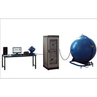 0.3m-2m Integrating Sphere for Luminous Flux Test CRI CCT etc