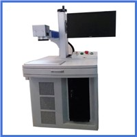 20w fiber laser marking machine for metal accessories, parts,bearings