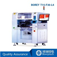 BOREY T15-F30-L4 Chip Mounter with Pick Place Vision for PCB Printer