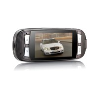 Car Rear View Camera DVR Metal Base 2.7'' LCD NT96220 Night Vision