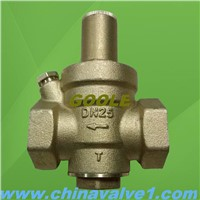 Direct action Diaphragm type pressure reducing valve