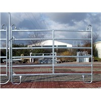 Horse Corral Panel With Galvanized Pipe