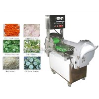 Multifunction Automatic Fruit and Vegetable Slicing Strip Cutting Dicing Machine