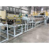 PP honeycomb Sheet Machine/Production Line