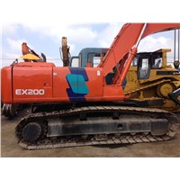 Used Hitachi EX200-3 Excavator, Used Excavator EX200-3 for Sale