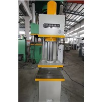 YTD27 SINGLE MOVEMENT HYDRAULIC PRESS FOR SHEET METAL DRAWING AND STAMPING
