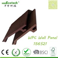wood plastic composite factory China wpc anti split veneer