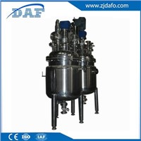 100L lab stainless steel reactor