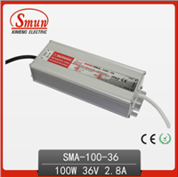 100W 18-36VDC 2.8A Constant Current Switching Power Supply LED Driver IP67