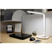 Folding Energy-saving Led Table/ Desk Lamp With USB Port For Charging