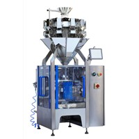 Food Packing Machine JW-B8 Integrated weighing and packaging system