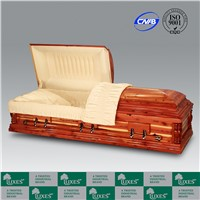LUXES American Style Hardwood Caskets For Cremation&Funeral