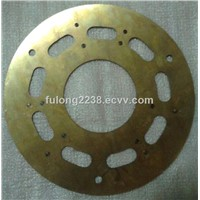 Mitsubishi pump part #V30D250 bearing plate