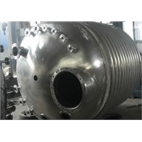 50L-20000L Stainless steel high pressure vessel