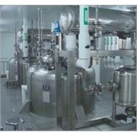 10000L Chemical stirred reactor