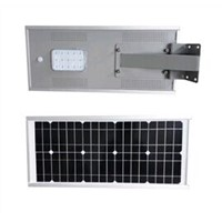 15w integrated solar led street light