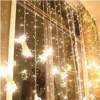 3 m x 6 m wedding led curtain light for event party holiday decoration