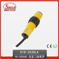 Infrared Photoelectric Switch Diffused Reflection Type Two-Wires Sensor with 30cm Detection Distance