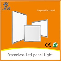 SMD2835 Led Recessed Square Slim Led Panel Light 300x300/300x600/600x600/600x1200mm
