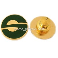 high quality gold plating lapel pin
