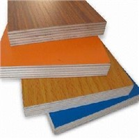 melamine faced plywood for home decoration,cheap melaimine laminated plywood for sale