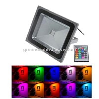 10W IP65 RGB LED Flood Lighting/Outdoor Waterproof LED Park Light