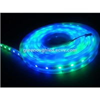 RGB Color Changing LED Strip Light/12V LED Rigid Strip Light With INK1003IC 12W